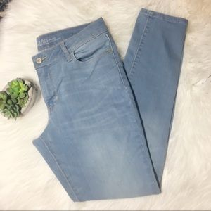 """Old Navy """"Rock Star"""" Mid Rise Jeans"""